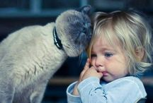 Melt my heart. / Pinterest would not be vast enough to contain all that I love. I melt from the inside out.  Children, animals, earth, ECt. I find so much precious.
