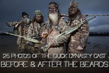 Duck Dynasty / by Jackie Ames