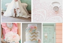 Wedding Styles and Color Combos / by Elise Meadows