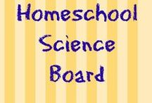 Homeschool Science - General / Science projects, ideas, curriculums, articles and printables for the at-home education.