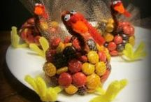 Thanksgiving ideas and recipes :)  / by Tiffany McClintock Draganski