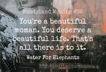 Favourite Quotes / by Mandy Richardson