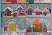 Homeschool Art - Lower Elementary