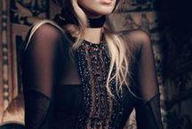 fashion  I  little black dress / by Kristine Marie