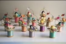 Rainy Day Projects / Things I want to make on a rainy day, or when I just have some extra time. / by Terri Hayes