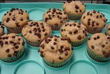 Muffins, muffins, muffins / by Tiffany McClintock Draganski