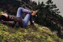 ⚫️ Nature / My spirit runs so wild my feet get envious.