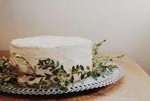 CAKE. / Wedding Cakes / by Christina Block Photography