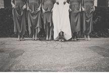 BRIDESMAIDS. / Bridesmaids  / by Christina Block Photography