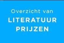 Literatuurprijzen / Boeken die genomineerd zijn of zijn geweest voor Literatuurprijzen en de winnaars van een Literatuurprijs