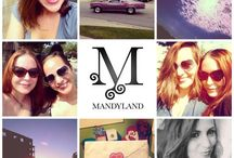 My Visual Diaries / by Mandy Richardson
