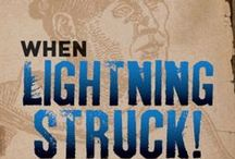 When Lightning Struck!: The Story of Martin Luther / When Lightning Struck!: The Story of Martin Luther is historical fiction for middle and high school kids based on the life of #MartinLuther