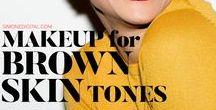 Makeup Tips For Brown Skin