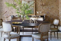 Dining Rooms / Dining rooms / by Lori Cropp