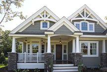 Ideas for my house / by Rachel Tant