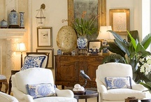 Home Interiors / Home interiors of all styles  - living & family rooms. Specific purpose rooms have their own boards (bedroom, office etc.) / by Lori Cropp