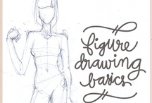 How To Draw / I hope these lessons can teach me to draw. / by Michele Jones