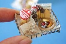 Miniatures / http://ninesdollspoupemunecas.blogspot.com.es / by Carla Subirats