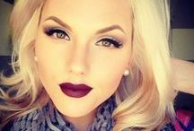 Beauty- Make up & Skin care tips  / make up looks and ideas  / by Christina Pritchett
