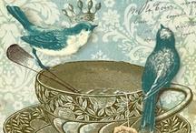 """TEA"" PARTY / Tea / by Tanya Sykora"