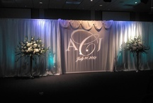 Draping by Boyd's Events / Boyd's Events can drape any venue!