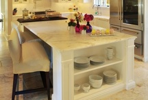 kitchen spaces / by Ashley Berger
