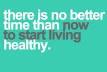 Health and Motivation / by Misty Frampton