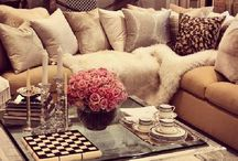 Room Design Inspiration / Home design Ideas I love for my dream home or just love in general