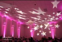 Event & Monogram Lighting by Boyd's Events / Illuminate your dreams!