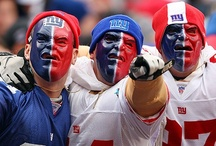 Football Fanatic...Go Giants!:) / by Christine