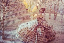 Bookish Artsy Stuff / by Christine