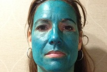 Blue Obagi Peel / I had no idea what I was getting into when I signed up for this.  I would never do it again and don't recommend it.  Ultimately I got great results- but at what price?  I had awful chemicals soaked into my skin, it was extremely painful, and I couldn't go in public for a week.  I have since switched to EVER skincare.  It doesn't have any bad chemicals and it is clinical grade.  Check out my EVER board to see.