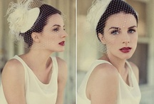 Bride's Hair & Headpieces