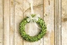Wreaths / by Molly Adams