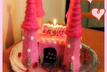Cakes / Cake inspiration- birthday cakes, party cakes, easy cakes, difficult cakes.