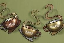 Coffee Decor:) / by Christine