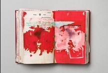 Journals & sketchbooks / by Molly Adams