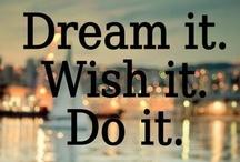 ★ Words ★ / Quelques mots, phrases qui nous inspirent, nous font voyager, rêver...