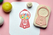 Rubber stamps / by Carla Subirats