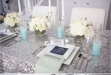 WEDDING DECOR I LOVE / Some great ideas I'd love to incorporate in my New Orleans wedding designs www.allaboutevents.net