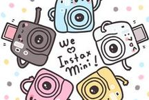 instax mini ideas / by Carla Subirats