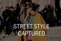 Street Style Captured / by The Webster