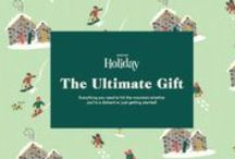The Ultimate Gift / Everything you need to hit the mountain whether you're a pro or a first timer! Winter warmers and gift ideas for men, women, and youth: http://bit.ly/1Md9XQc