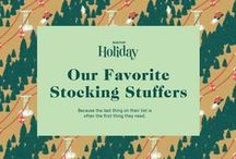 Stocking Stuffers / Don't forget the stocking stuffers! Because the last thing on their list is often the first thing they need. Winter warmers for men, women, and youth: http://bit.ly/1Md9XQc