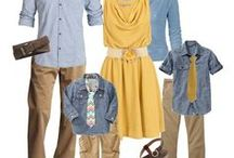 What to Wear || Photo Session / Ideas for what to wear to a photo session for children, couples, and families!