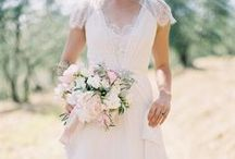 wedding | bridal style / beautiful looks to inspire the bride-to-be