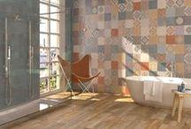 Collection - Gubbio / Tiles, decor. home, interior design, construction, Building