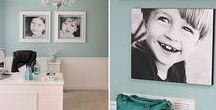 Inspiration || Studio Spaces / Great studio space inspiration and ideas!
