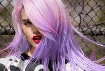 Hairstyles  / by Brianna Santos