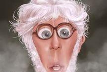 www.karikatyyrilahja.com / Lahja hänelle, jolla on jo kaikkea. Karikatyyri on erilainen lahjaidea 50- ja 60-vuotiaalle sekä mahtava kimppalahja eläkkeelle jäävälle työkaverille.